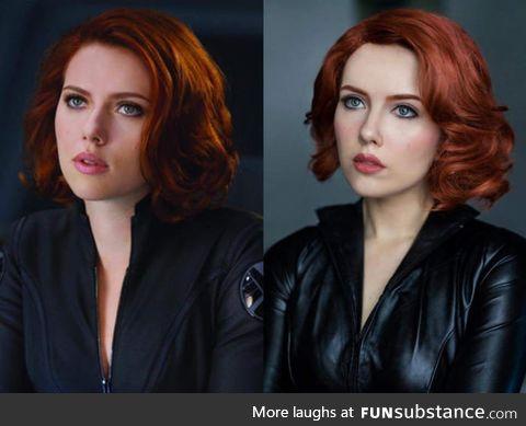 Helen stifler's cosplay looks real af