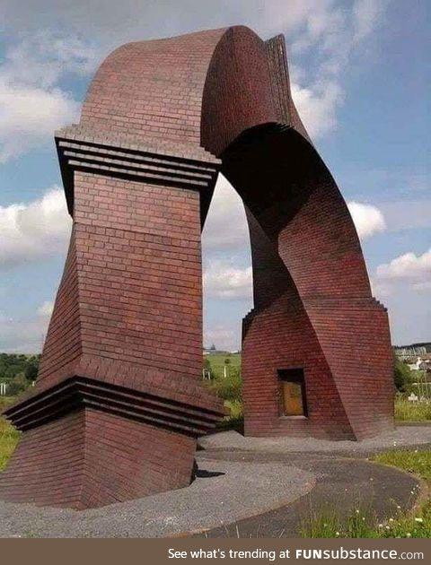 Amazing brickwork