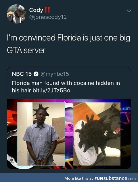 Florida is GTA