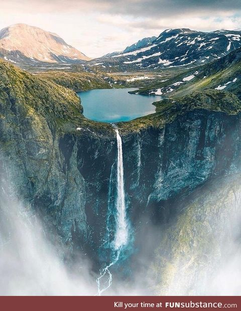 Just another beautiful place in Norway