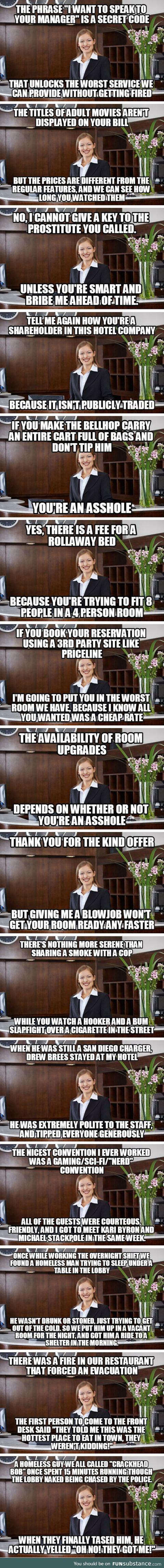 Hotel management 1-2