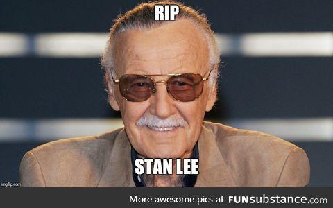 Sad loss for the world