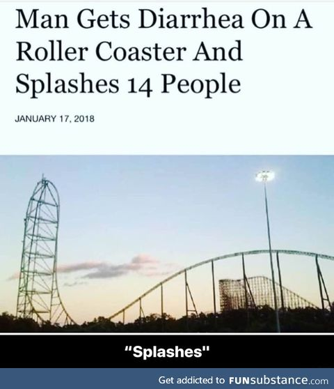 They make it sound like fun