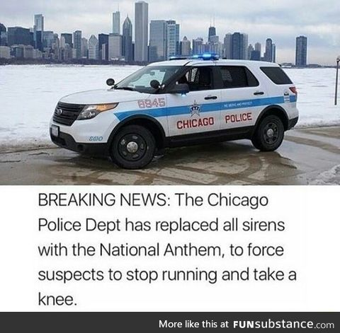 Now the police can't chase either