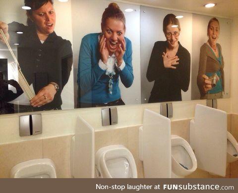 A bathroom in Antwerp