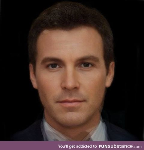 Every Batman actor merged into the perfect Bruce Wayne