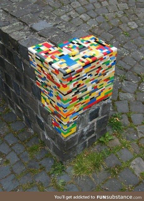 Lego masonry