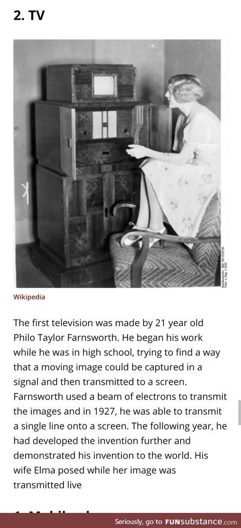 Worlds 1st Tv