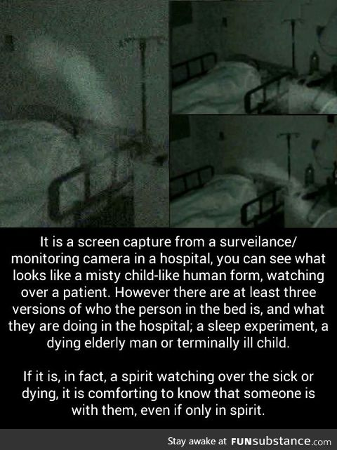 The bedside watcher: Paranormal photos