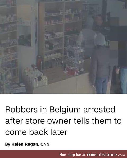 Belgium in a nutshell