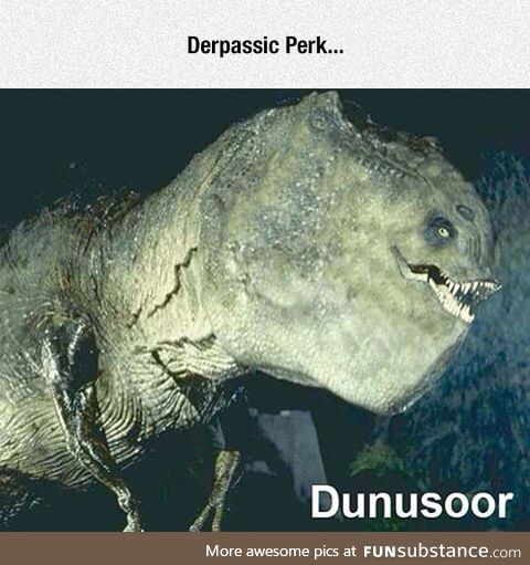 Something went wrong with jurassic park