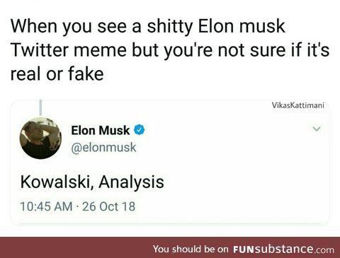 Elon, you NPC