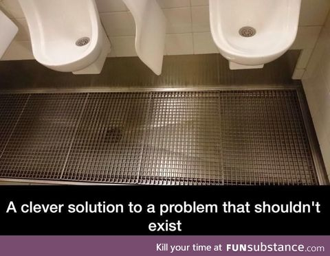 The worlds biggest problem solved