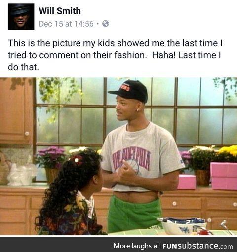 Will 'fresh prince' smith