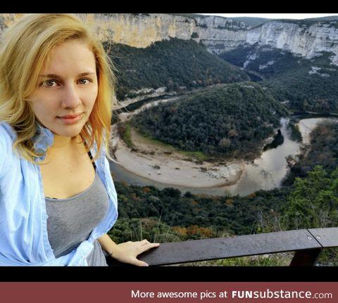 Gorges de l'Ardeche, France :)