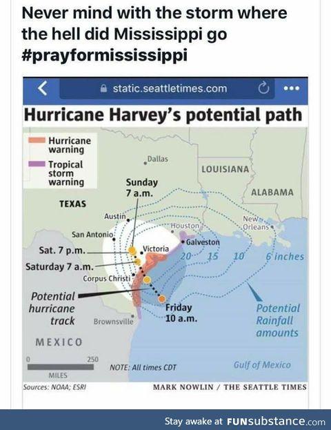 That's a powerful hurricane