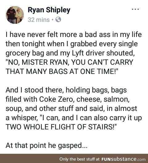 Jack Ryan, maybe?