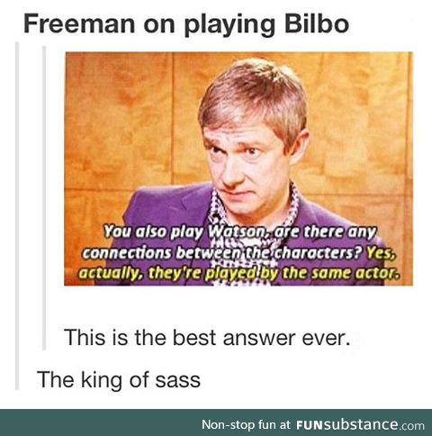 All the sass