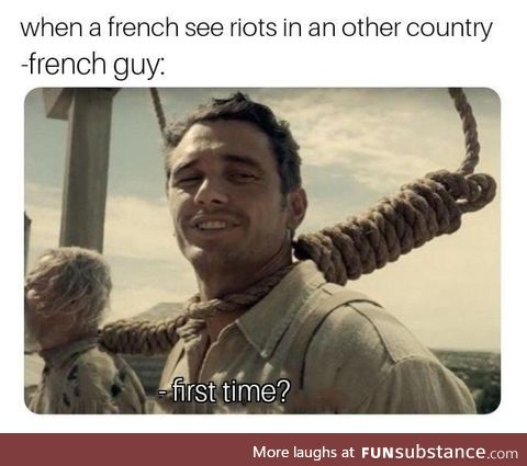 The French love a strike