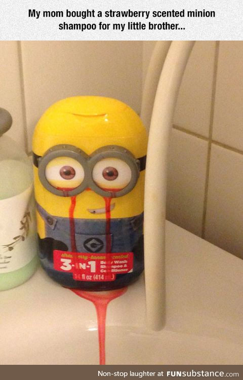 Difficult times for being a minion