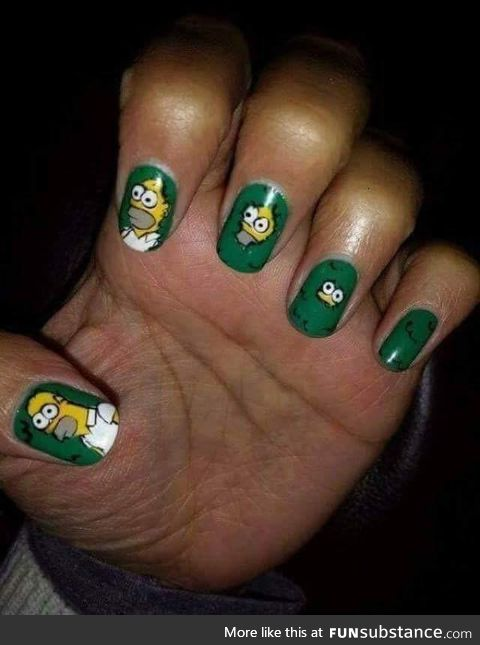 Homer nails did