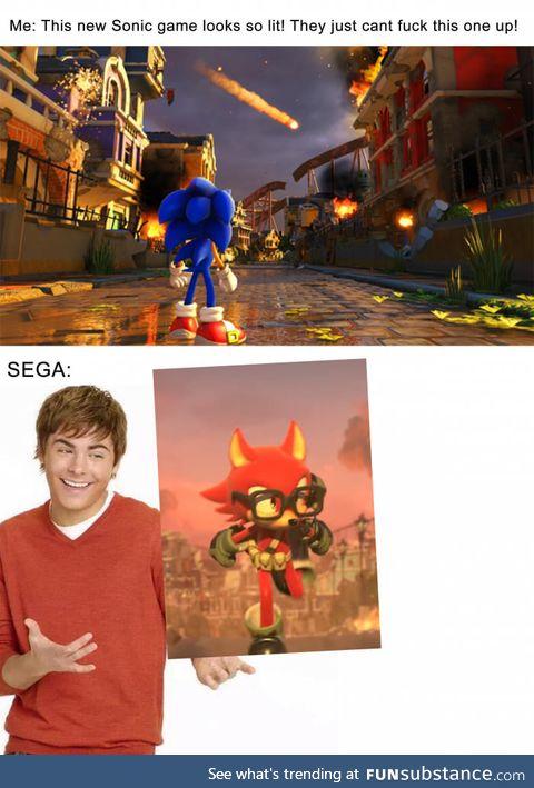 Sega did it again