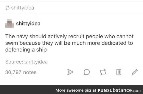 Navy tactics