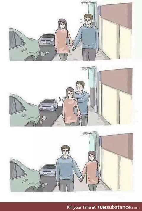 Only gentlemen will understand.