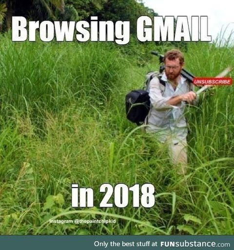 Junk mail jungle