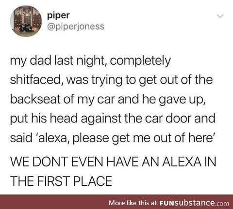 Alexa, this is so sad