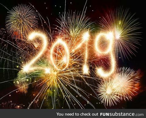 Happy New Year, Funsub.