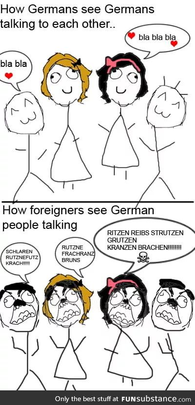 #justGermanthings