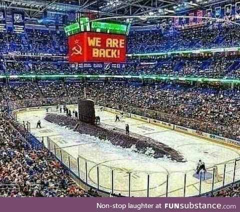 Just another Hockey match