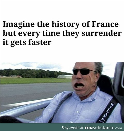 We love you France