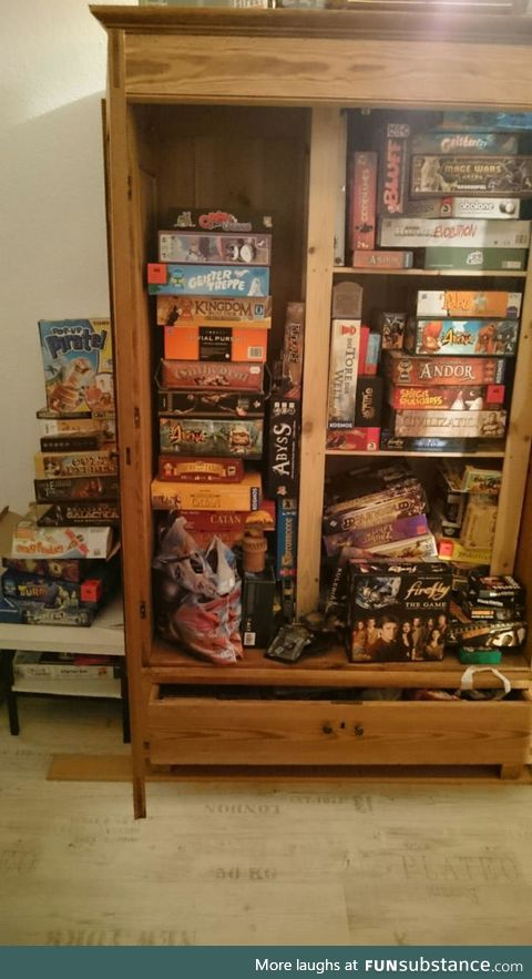 Anyone else into boardgames?