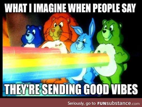 Good vibes unite