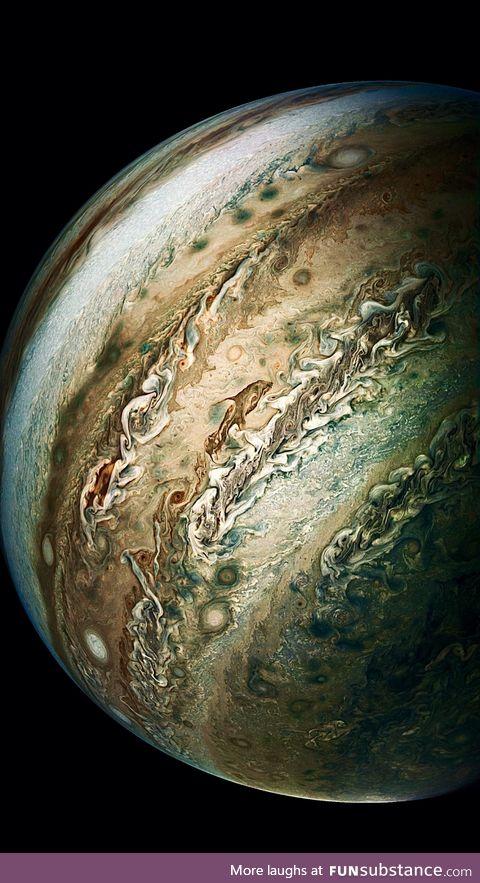 The Dolphin on Jupiter