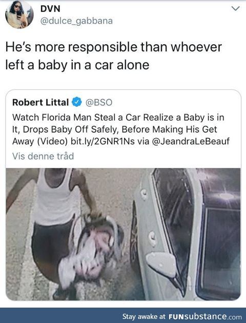 Robber of the year