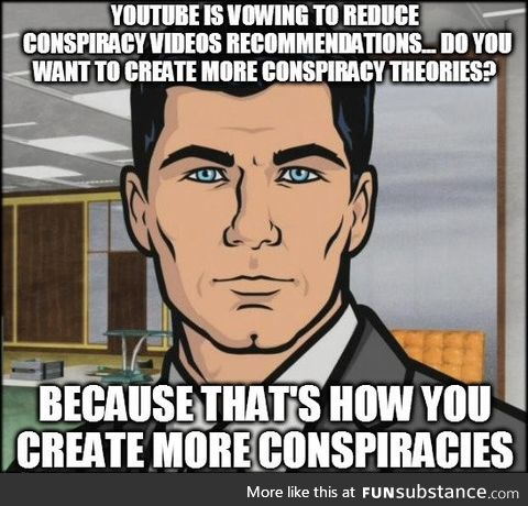 You're walking a thin line, YouTube