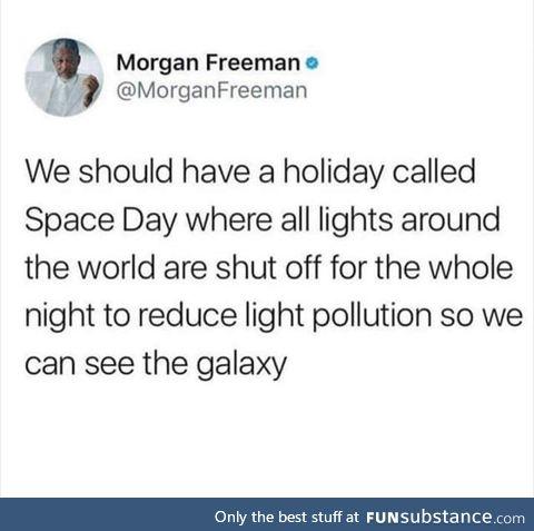 Actually a great idea