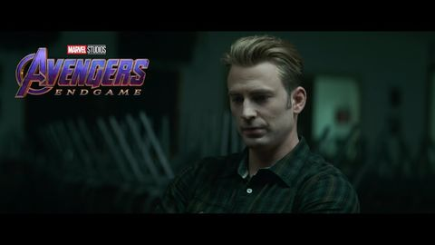look at Steve's face, he just needs his Bucky back.