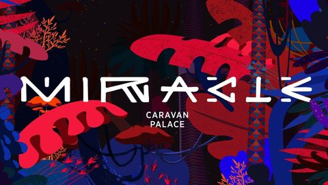 Do you guys like Caravan Palace? Happy Friday.