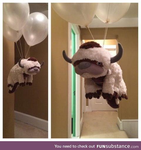Sky bison is best bison