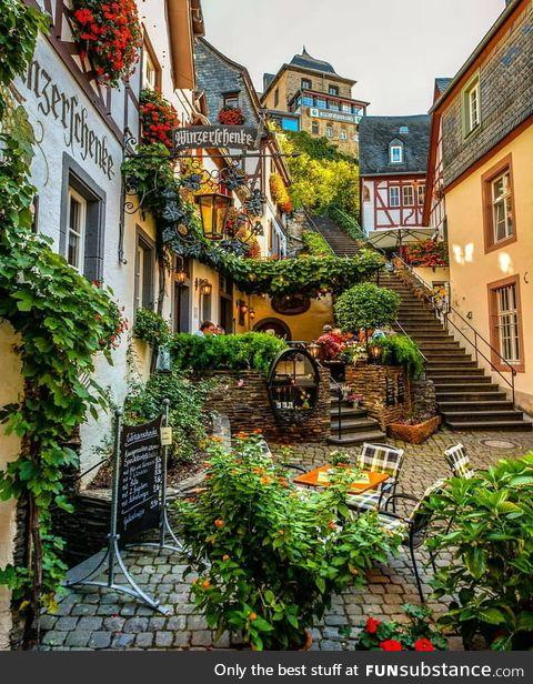 Restaurant in Beilstein, Germany
