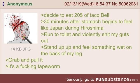 Anon goes to Taco Bell