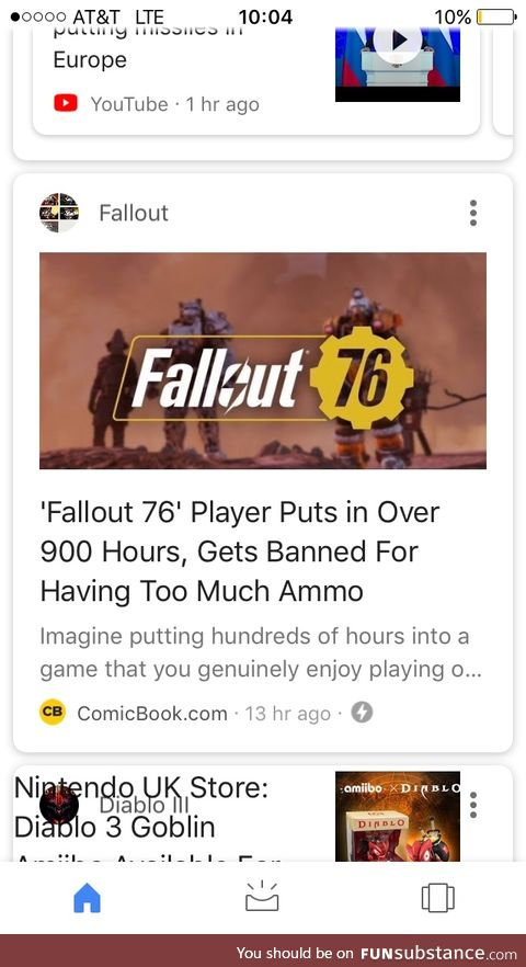 Come on Bethesda, try harder