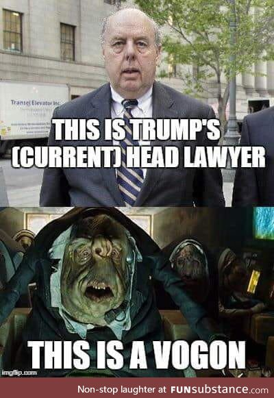 First vogon reveal irl