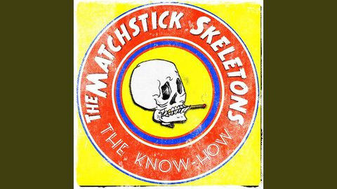 Great band I just found. The Matchstick Skeletons - I'm The Dog