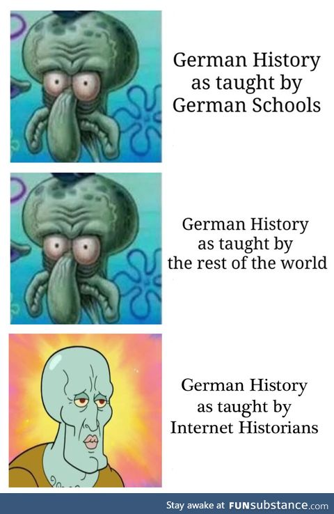 Internet historians know the truth