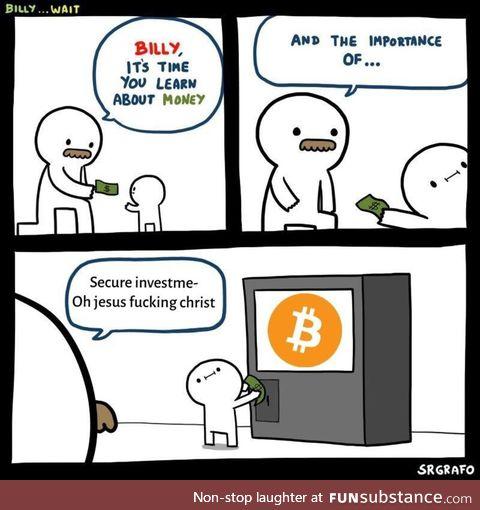 Billy bit